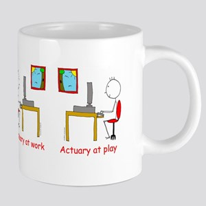 actuary-both Mugs