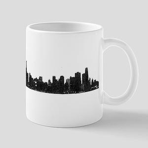 Chicago Skyline 1 Mugs