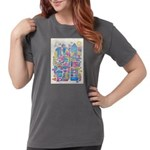 Peace City Womens Comfort Colors Shirt