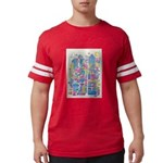 Peace City Mens Football Shirt