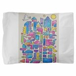 Peace City Pillow Sham