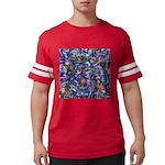 Star Swirl (ps) Mens Football Shirt