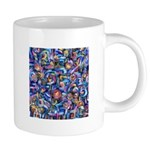 Star Swirl (ps) 20 oz Ceramic Mega Mug