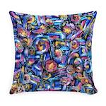 Star Swirl (ps) Everyday Pillow