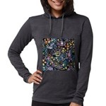 PS-Maze1 Womens Hooded Shirt