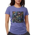 PS-Maze1 Womens Tri-blend T-Shirt