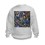 PS-Maze1 Kids Sweatshirt