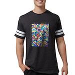 Curlies & D-fly Mens Football Shirt
