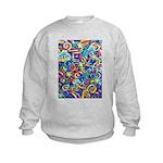 Curlies & D-fly Kids Sweatshirt