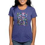 Star Dance 1 Womens Tri-blend T-Shirt