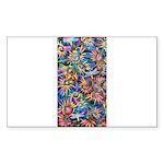 PS-Girl Sticker (Rectangle 50 pk)