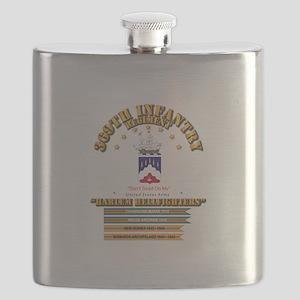 369th Infantry Regt Flask