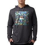 Garden Dove-2 Cavaliers Mens Hooded Shirt