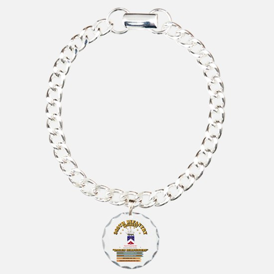 369th Infantry Regt Bracelet