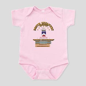 369th Infantry Regt Infant Bodysuit