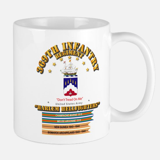 369th Infantry Regt Mug