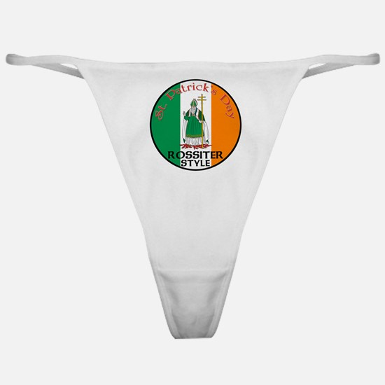 Rossiter Family Classic Thong