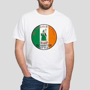 Rossiter Family White T-Shirt