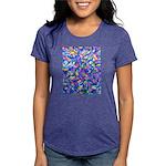 Abstract (AL)-1 Womens Tri-blend T-Shirt