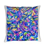 Abstract (AL)-1 Everyday Pillow