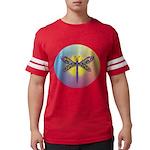 Dragonfly1 - Sun Mens Football Shirt