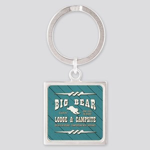 BIG BEAR LODGE Keychains