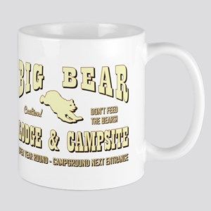 BIG BEAR LODGE Mugs