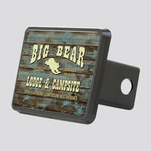 BIG BEAR LODGE Hitch Cover