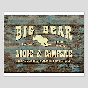 BIG BEAR LODGE Posters