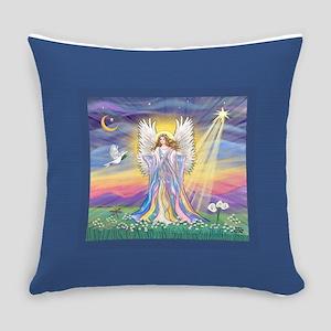 Night Angel 1 Everyday Pillow