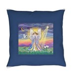 Night Angel 1 Everyday Pillow