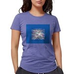 Three Doves Womens Tri-blend T-Shirt
