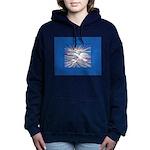 Three Doves Women's Hooded Sweatshirt