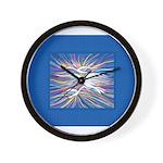 Three Doves Wall Clock