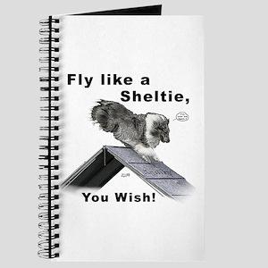 Shelties Fly- Agility Journal