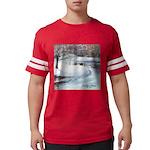 PILLOW-ESB-Winterscene Mens Football Shirt