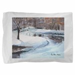 PILLOW-ESB-Winterscene Pillow Sham