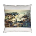 E75-TrellisBridge Everyday Pillow
