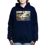 E75-TrellisBridge Women's Hooded Sweatshirt
