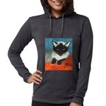 MP-Elsie-E63-cat Womens Hooded Shirt