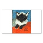 MP-Elsie-E63-cat Sticker (Rectangle 50 pk)