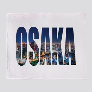 Osaka Throw Blanket