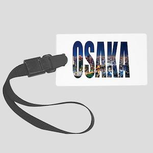 Osaka Large Luggage Tag