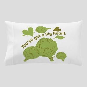 A Big Heart Pillow Case