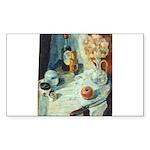 """Diary"" by Elsie Batzell Sticker (Rectan"