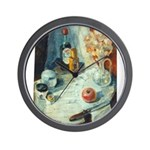 """Diary"" by Elsie Batzell Wall Clock"