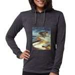 Rowboat-1st prize-=1750 Womens Hooded Shirt