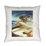 Rowboat-1st prize-=1750 Everyday Pillow