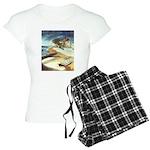 Rowboat-1st prize-=1750 Women's Light Pajamas