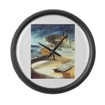 Rowboat-1st prize-=1750 Large Wall Clock